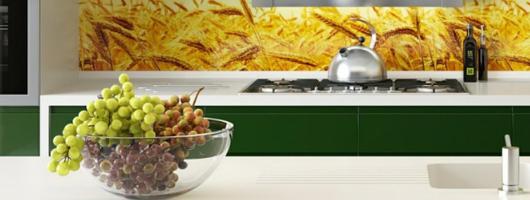 Фартуки для кухонь