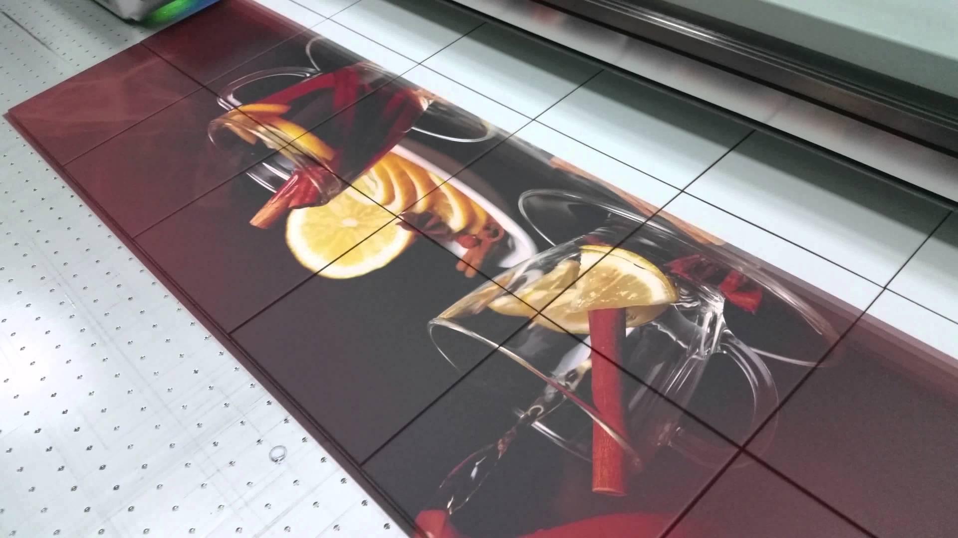 Печать на керамической плитке